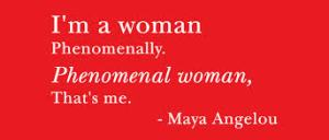 Maya Angelou quote 1