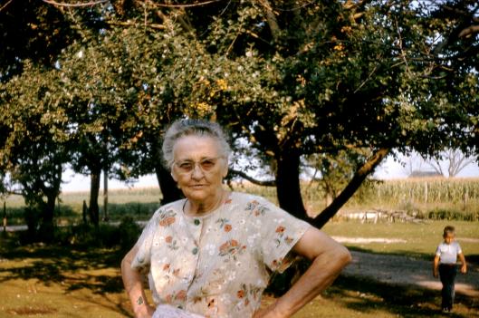 Kelly Thompson grandma